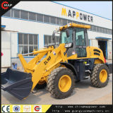 中国Hydraulic Mini Wheel Loader、1600kg Wheel Loader