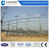 I cinesi fabbricano il magazzino della struttura d'acciaio dell'ampia luce/struttura d'acciaio