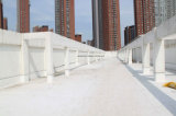 45 Mil reforzada Espesor Tpo Membrana impermeable con Certificado ISO