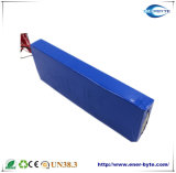 Bateria de lítio 12V 40ah para o armazenamento de energia solar claro solar