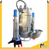 """"""" pompe submersible centrifuge de boue du sable 4 avec l'agitateur"""