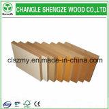 Venta caliente de 18 mm Grado de muebles de madera del grano de color recubiertos de melamina MDF