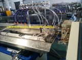 Máquina plástica del estirador del IC de la alta calidad del tubo transparente del conjunto