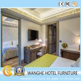 米国のカシ最高木型のホテルの寝室の家具