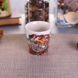 Wedding dekorativer Votive keramischer Kerze-Halter für duftendes Wachs