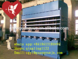 Gummireifen Tread Vulcanizer Press Machine mit Mould Customize
