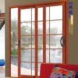 Portas de alumínio interiores luxuosas (WJ-aluD001)