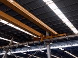 鉄骨構造のプラントオーバーヘッド持ち上がる作業のための走行のホック持ち上がるクレーン