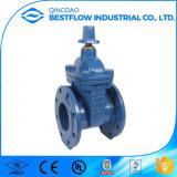 Válvula de porta Ductile do ferro de BS5163 China
