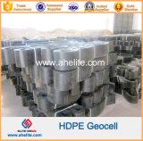 Plastic HDPE Geocells Geoweb van de Fabriek van China met Ce- Certificaat