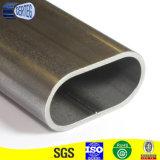 冷間圧延された黒い鋼鉄平たい箱の楕円の管(SP021)