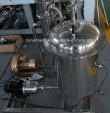 Máquina de enchimento automática cheia do suco