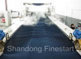 Abrir la aprestadora de la materia textil de la máquina de materia textil del compresor de la anchura