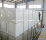 De vierkante Tank van het Water SMC/de Sectionele Container van het Water van het Type van Bout GRP