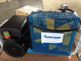 Buceo con escafandra eléctrico trifásico de Mch6/Et que respira el compresor de aire 300bar