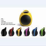 싼 대중적인 최신 판매 LED 빛을%s 가진 다채로운 소형 Bluetooth 스피커--F905