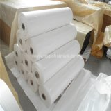 Tissu tissé blanc en plastique de polypropylène de traitement UV