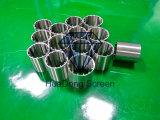 필터 가연 광물을%s 10/20/30/40micron 슬롯 1inch 쐐기(wedge) 철사 필터 방충망