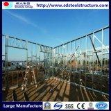 Camp Matériau-Modulaire de Consturction-Construction d'intégration