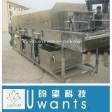 Machine de lavage et de nettoyage de paniers industriels