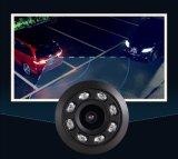 22,5 mm de visión nocturna resistente al agua Cámara de vista trasera con 9 lámparas LED (WMR-293)