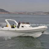 Liya 8.3m de Goedkope Boot van de Rib van de Passagier van de Glasvezel voor Verkoop