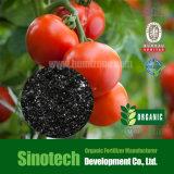 Fertilizante da folha do grânulo 80% de Humate do potássio