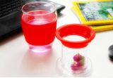 Copo de vidro principal da qualidade 300ml com filtro
