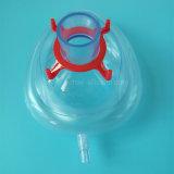 Masker van pvc van het Zuurstofapparaat van de Uitrusting van de eerste hulp het Medische