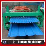 Broodje die van de Laag van Tianyu het Trapezoïdale en Golf Dubbele Machine vormen