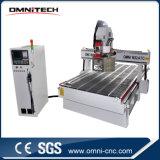 Router do CNC do ATC da madeira de Omni 1530 para a mobília