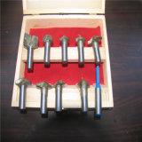Máquina de madera del ranurador del CNC del funcionamiento fácil con el eje de rotación de la refrigeración por aire 3.2kw
