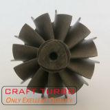Eixo da roda de turbina de Gt15 708450-0004