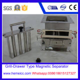 Rod/tubo/barra a magnete permanente, filtro magnetico, griglia del magnete/cancello