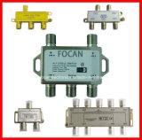 CATV Splitter, Satellite Splitter с 2ways, 3ways 4ways, 6ways и 8ways 5-1000MHz, 5-2500MHz (FC-16886)