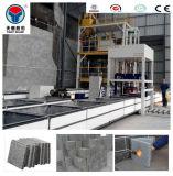 Tianyiの熱絶縁体の耐火性セメントの泡の煉瓦作成機械
