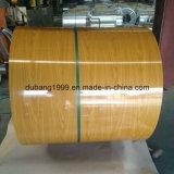 さまざまなカラーの木デザインは鋼鉄コイルをPrepainted