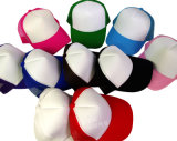éponge by-C-04 et chapeaux de maille de sublimation mélangés par Polyster (blanc)