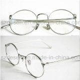 Beta blocchi per grafici ottici di titanio personalizzati degli occhiali dell'orlo pieno antico