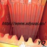 China Lieferant für qualitativ hochwertiges hohe Mangan-Zahnplatte (YQ011) für Backenbrecher mit ISO-Zertifikat