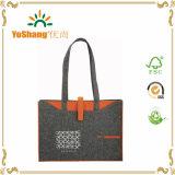 Sacchetto del feltro per le borse dei sacchetti di Tote del feltro degli uomini di affari & i sacchetti del messaggero