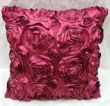 Amortiguador del bordado de la flor de Rose (DCT01-016)