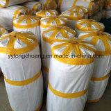 Corda quadrata Braided della fibra di ceramica, imballaggio, tessile