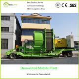 機械二重シャフトのシュレッダーをリサイクルする販売の厳密な品質管理のため