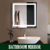 Espejo de cristal del cuarto de baño del espejo de la fábrica 1830m m del espejo del color del espejo del espejo de cristal del granito reflexivo de plata 2240m m antiguo del mármol