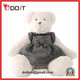 stuk speelgoed van de Pluche van de Teddybeer van 30cm het Witte Zachte