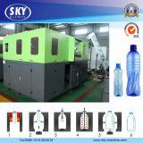 Máquina automática de moldagem por sopro de garrafas de animais de estimação