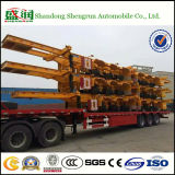 De Aanhangwagen van het Vervoer van de Carrier van de Container van China, de Carrier van de Container van de Aanhangwagens van de Vrachtwagen