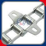 Sは鋼鉄農業のコンベヤーの鎖をタイプする(米の収穫機で加えられる)