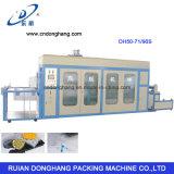 Wegwerfmahlzeit-Kasten, der Maschine bildet